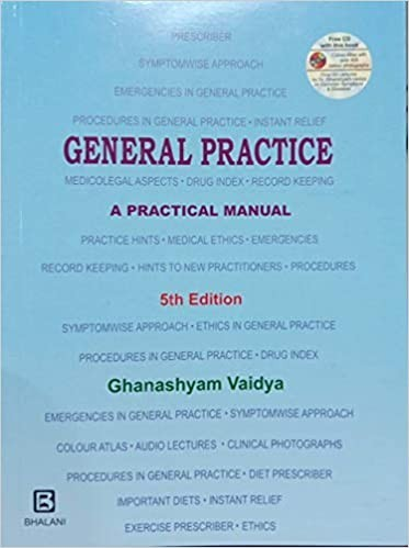 Genral Practice A Pratical manual  5th Edition