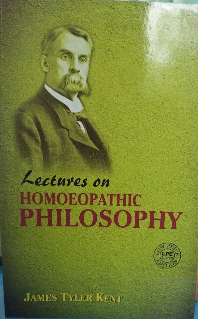 Lecture Homeo Pathic Philosophy   B-Jain