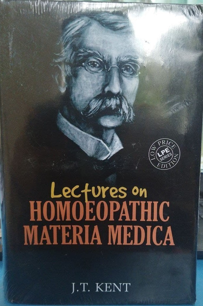 Lecture On Homeopathic Materia Medica B-Jain